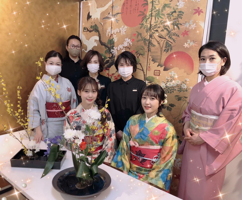 着物、着付け、kimonoqueen